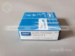 Vòng bi xe máy 6301/VU350-2RS1/C3