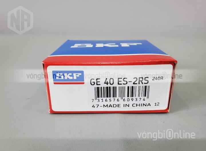 Vòng bi GE 40 ES-2RS chính hãng SKF - Vòng bi Online
