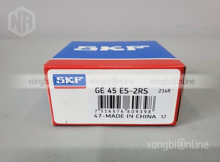 Vòng bi GE 45 ES-2RS chính hãng SKF - Vòng bi Online