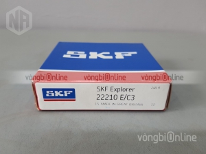 Vòng bi SKF 22210 E/C3
