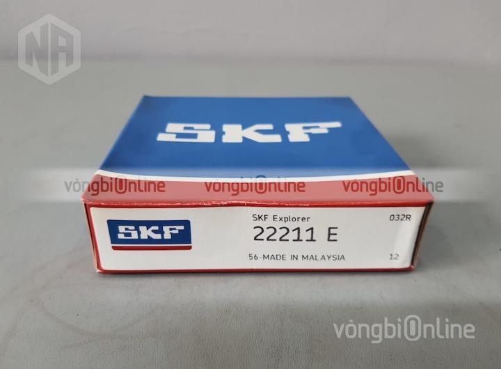 Vòng bi 22211 E chính hãng SKF - Vòng bi Online