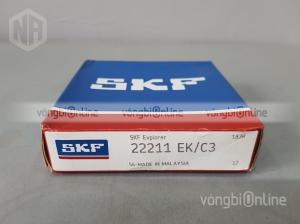Vòng bi SKF 22211 EK/C3