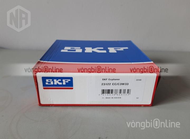 Vòng bi 23122 CC/C3W33 chính hãng SKF - Vòng bi Online