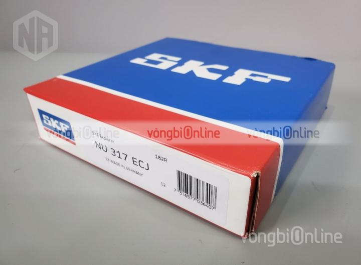 Vòng bi NU 317 ECJ chính hãng SKF - Vòng bi Online