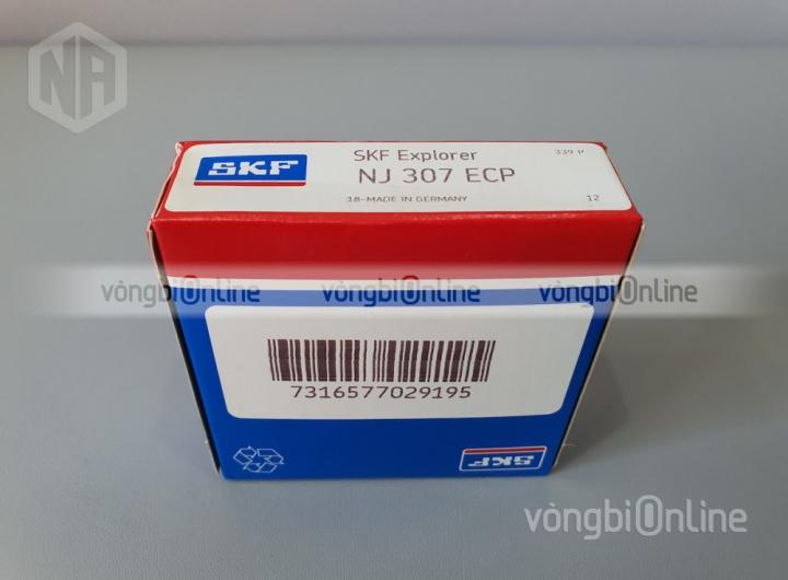 Vòng bi NJ 307 ECP chính hãng SKF - Vòng bi Online