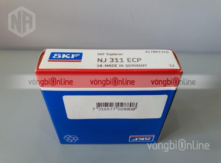 Vòng bi NJ 311 ECP chính hãng SKF - Vòng bi Online