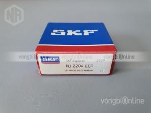 Vòng bi SKF NJ 2204 ECP