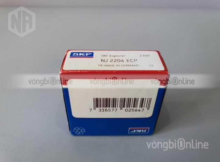 Vòng bi NJ 2204 ECP chính hãng SKF - Vòng bi Online
