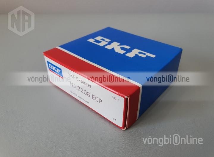 Vòng bi NJ 2208 ECP chính hãng SKF - Vòng bi Online
