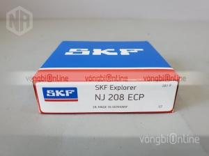 Vòng bi SKF NJ 208 ECP