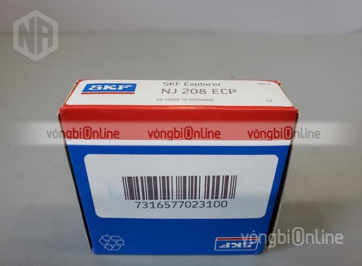 Vòng bi NJ 208 ECP chính hãng SKF - Vòng bi Online