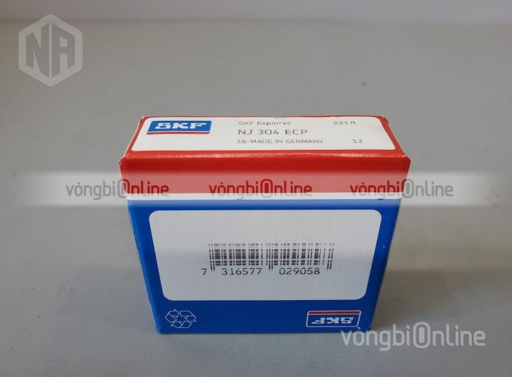 Vòng bi NJ 304 ECP chính hãng SKF - Vòng bi Online