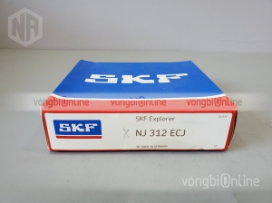 Vòng bi SKF NJ 312 ECJ