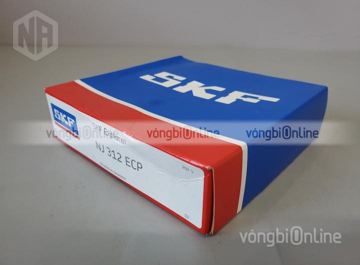 Vòng bi NJ 312 ECP chính hãng SKF - Vòng bi Online