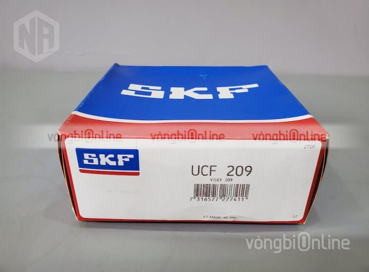 Gối đỡ SKF UCF 209, Gối đỡ vòng bi