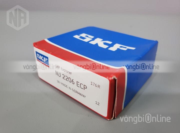 Vòng bi NJ 2206 ECP chính hãng SKF - Vòng bi Online