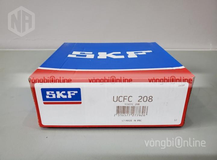 Gối đỡ SKF UCFC 208, Gối đỡ vòng bi