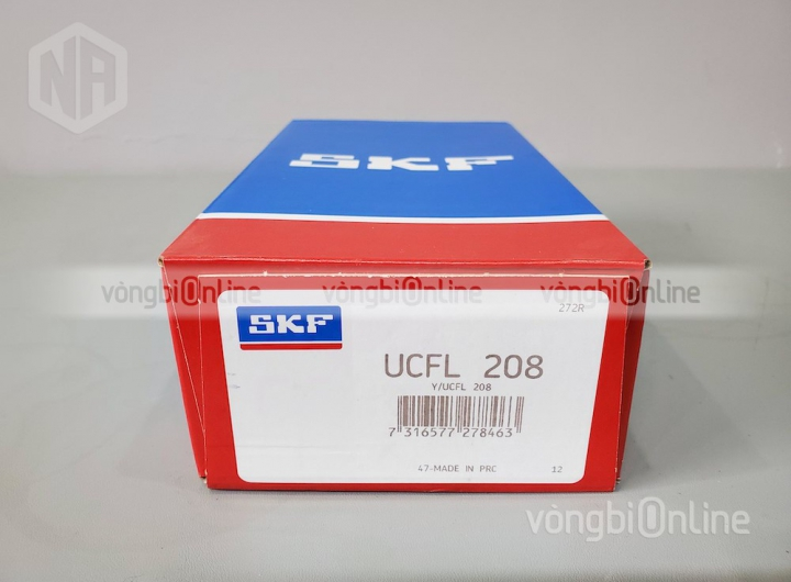 Gối đỡ SKF UCFL 208, Gối đỡ vòng bi