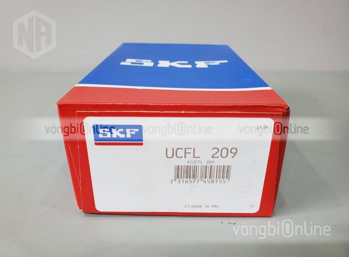 Gối đỡ SKF UCFL 209, Gối đỡ vòng bi