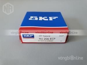 Vòng bi SKF NU 206 ECP