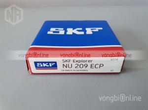 Vòng bi SKF NU 209 ECP