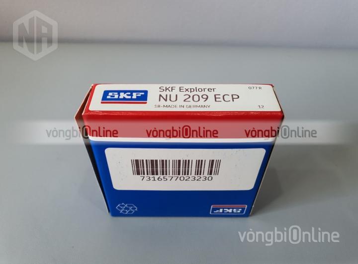 Vòng bi NU 209 ECP chính hãng SKF - Vòng bi Online