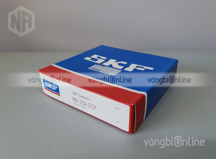 Vòng bi NU 314 ECP chính hãng SKF - Vòng bi Online