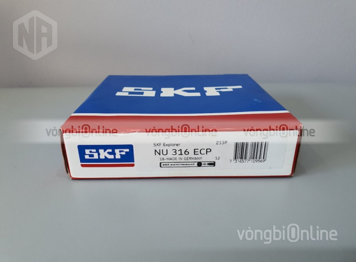 Vòng bi NU 316 ECP chính hãng SKF - Vòng bi Online