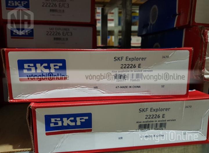 Vòng bi SKF 22226 E chính hãng, Đại lý ủy quyền vòng bi SKF