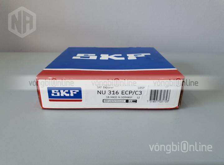 Vòng bi NU 316 ECP/C3 chính hãng SKF - Vòng bi Online