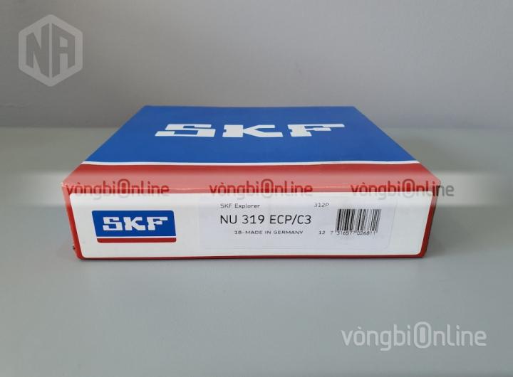 Vòng bi NU 319 ECP/C3 chính hãng SKF - Vòng bi Online