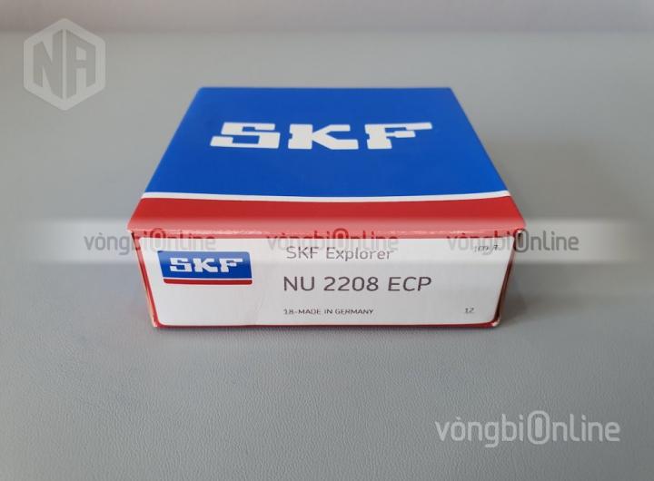 Vòng bi NU 2208 ECP chính hãng SKF - Vòng bi Online