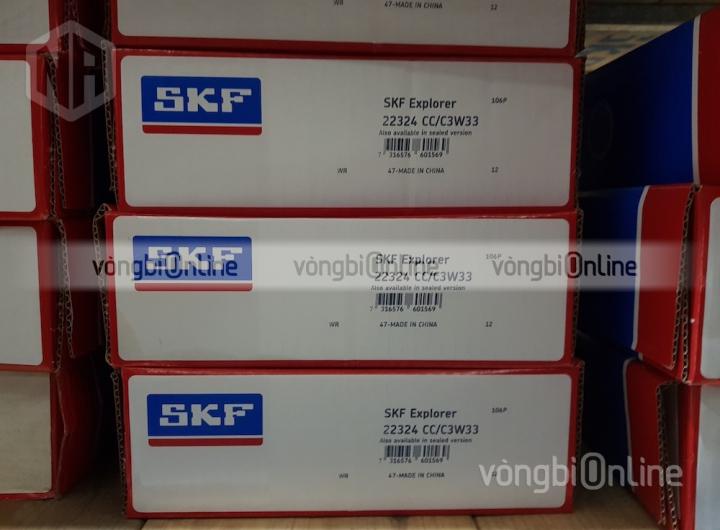 Vòng bi SKF 22324 CC/C3W33 chính hãng, Đại lý ủy quyền vòng bi SKF