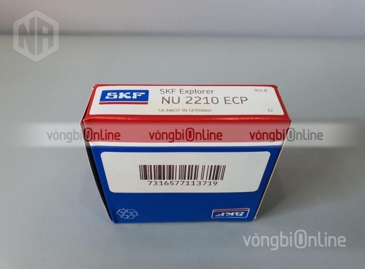 Vòng bi NU 2210 ECP chính hãng SKF - Vòng bi Online