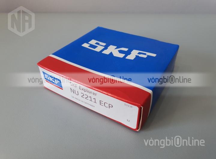 Vòng bi NU 2211 ECP chính hãng SKF - Vòng bi Online