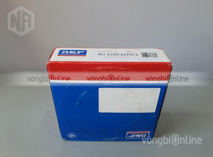 Vòng bi NU 2220 ECP/C3 chính hãng SKF - Vòng bi Online
