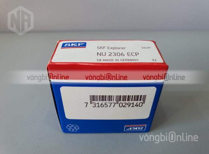 Vòng bi NU 2306 ECP chính hãng SKF - Vòng bi Online