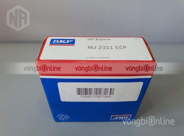 Vòng bi NU 2311 ECP chính hãng SKF - Vòng bi Online