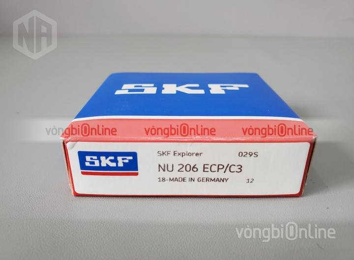 Vòng bi NU 206 ECP/C3 chính hãng SKF - Vòng bi Online
