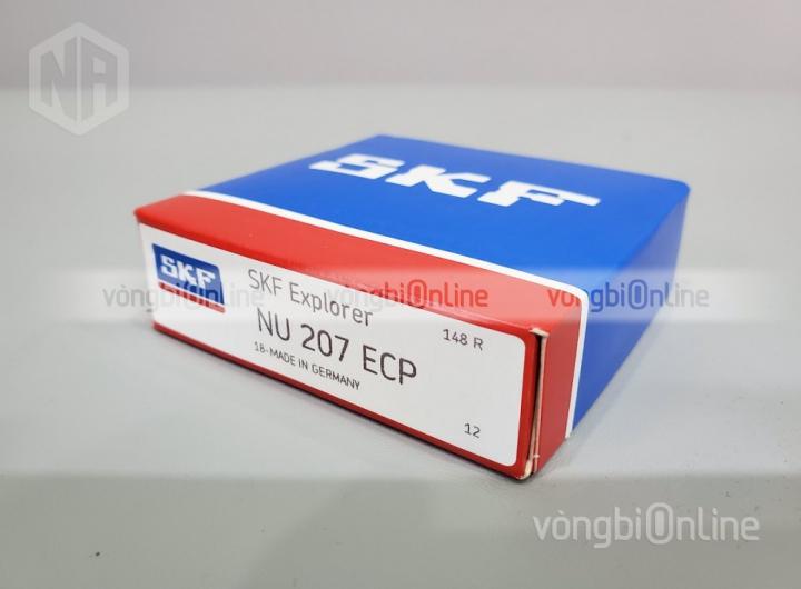 Vòng bi NU 207 ECP chính hãng SKF - Vòng bi Online