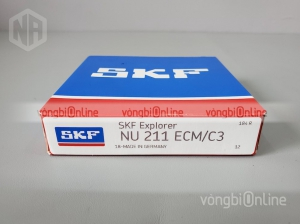 Vòng bi SKF NU 211 ECM/C3