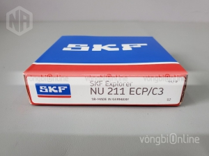 Vòng bi SKF NU 211 ECP/C3