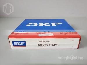 Vòng bi SKF NU 219 ECM/C3