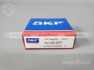 Vòng bi SKF NU 304 ECP