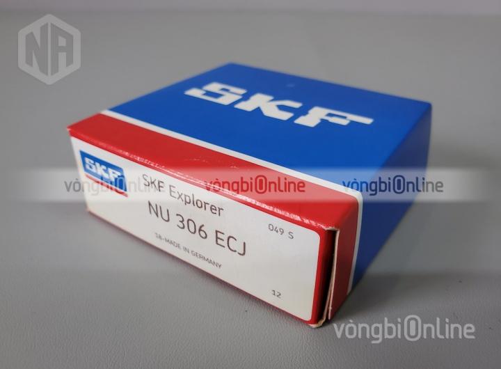 Vòng bi NU 306 ECJ chính hãng SKF - Vòng bi Online