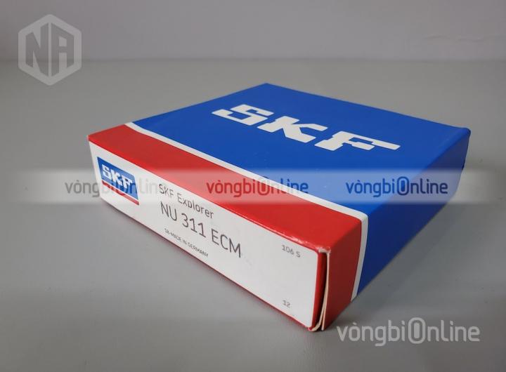 Vòng bi NU 311 ECM chính hãng SKF - Vòng bi Online