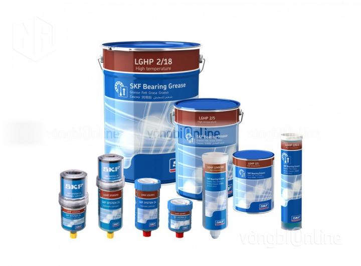 Mỡ SKF LGHP 2/0.4 - Mỡ chịu nhiệt SKF chính hãng, Đại lý uỷ quyền SKF