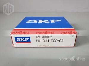 Vòng bi SKF NU 311 ECP/C3