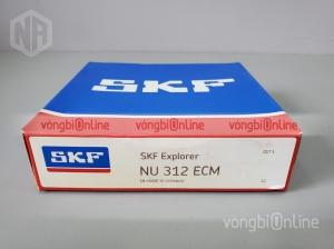 Vòng bi SKF NU 312 ECM