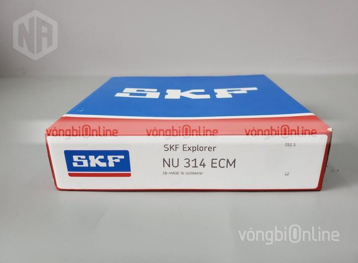 Vòng bi NU 314 ECM chính hãng SKF - Vòng bi Online